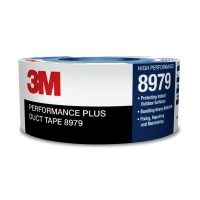 3M Performance Plus Duct Tape 8979 BLK 72mmx 55m 12 per ctn - Click for more info