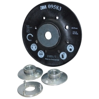 3M 9583 Fibre Disc Backup Pad Ribbed 115mm To Suit M14-2.00 - Click for more info