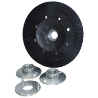 3M 9583 Fibre Disc Backup Pad Ribbed 115mm To Suit M14-2.00