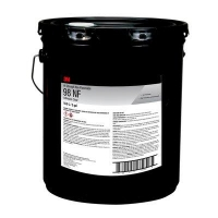 3M Scotch-Weld Hi-Strength Non-Flammable 98NF Clear 4.7kg - Click for more info