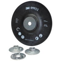 3M 09921 Fibre Disc Backup Pad (Ribbed) 180mm Suit M14-2.0 - Click for more info