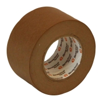 Tenacious Kraft Paper Tape A534 72mmx50m, 16 per carton - Click for more info