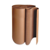 Single Face Corrugated Cardboard Roll  610mmx50sqm - Click for more info