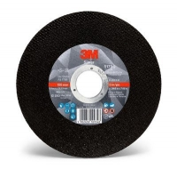 3M Silver Cut-Off Wheel 125mmx1mmx22mm - Click for more info