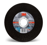 3M Silver Cut-Off Wheel 125mmx1.6mmx22mm - Click for more info