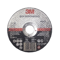 3M High Performance Cut-Off Wheel 115mmx2.5mmx22mm - Click for more info