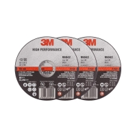3M High Performance Cut-Off Wheel 125mmx1.6mmx22mm - Click for more info