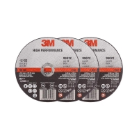 3M High Performance Cut-Off Wheel 180mmx2mmx22mm - Click for more info
