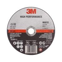 3M High Performance Cut-Off Wheel 180mmx2mmx22mm