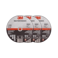 3M High Performance Cut-Off Wheel 230mmx2.5mmx22mm - Click for more info