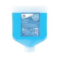 Deb Stoko Refresh Azure Foam Hand Wash 2l Cartridge - Click for more info