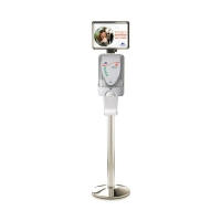 DEB Stand and Dispenser Touch Free - Click for more info