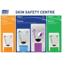 Deb SSCLG1GF Gritty Foam Skin Protection Centre - Click for more info