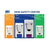 Deb 3 Step Skin Safety Board - Click for more info
