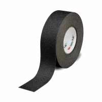 3M Safety Slip Resistant Tape BLACK 50mmx18.2m 2 per carton - Click for more info