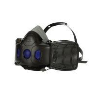 3M Secure Click Half Facepiece Reusable Respirator - Click for more info