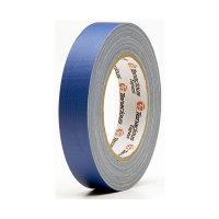 Tenacious Matt Cloth Tape K160 DARK BLUE 18mmx25m - Click for more info