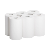 Livi Towel Roll Essential 1200 1 Ply 80m 16 Rolls per ctn - Click for more info