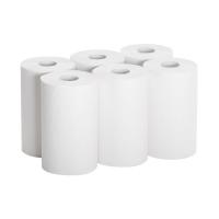 Livi Towel Roll Essential 1200 1 Ply 80m 16 Rolls per ctn - Click for more info