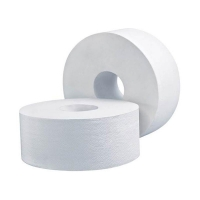 Livi Toilet Roll Basic Jumbo 7006 2 Ply 300m 8 Rolls per ctn - Click for more info