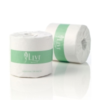 Livi Toilet Tissue Basic 7007 1 Ply 1000 Sheets 48 per ctn - Click for more info
