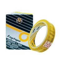 Loytape Cellulose Tape 18mmx66m - Click for more info