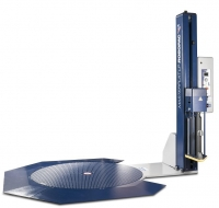 Masterplat Plus LP Semi Automatic Stretch Film Machine - Click for more info