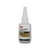 3M Scotch-Weld Cyanoacrylate Adhesive MC100 20g 10 per ctn - Click for more info