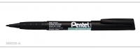 Pentel Fine Point Permanent Marker Bullet Tip 12/Pack (BLK) - Click for more info