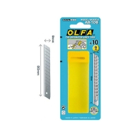 Diplomat Blades OLFA AB10B Section 10 per pack - Click for more info