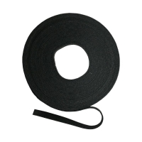 VELCRO Brand ONE-WRAP Straps BLACK 12mmx22.8m - Click for more info