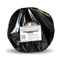 VELCRO Brand ONE-WRAP Straps BLACK 25mmx200mm 100 per roll