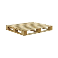 Pallet Wooden Export Certified 1100mmx1100mm - Click for more info