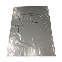 Polyetylene Bag 75UM 750mmx1000mm 200 per carton - Click for more info