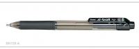 Pentel Ballpoint Pen E-Ball Retractable BK130 (Black) - Click for more info