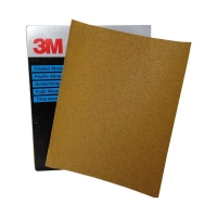 3M Production Firecut Paper 255P 320C 230mmx280mm 50 per pk - Click for more info