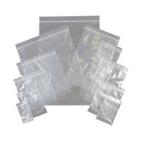 Press Seal Bag 40UMx100mmx150mm 1000 per box - Click for more info