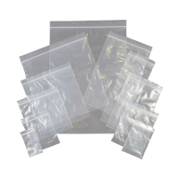 Press Seal Bag 50UMx100mmx180mm 1000 per box - Click for more info
