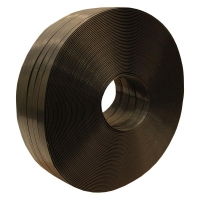 Signode 19mmx1000M HD 400 BLACK Poly Strapping - Click for more info