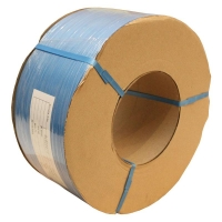 Signode 12mmx3000M BLUE Poly Strapping (Premium Plain Wrap) - Click for more info
