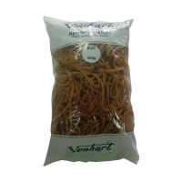 Rubber Bands 4mmx175mm #175 BLACK 500g Appox 347 per bag - Click for more info