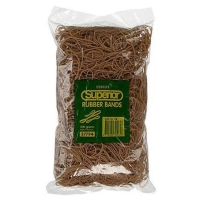 Rubber Bands 1.50mmx90mm #19 500g - Click for more info
