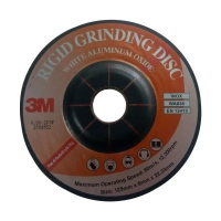 3M Type WA Rigid Grinding Disc P24G 125mmx6mmx22mm - Click for more info