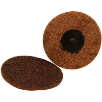 3M A CRS 75mm Scotch-Brite Roloc Discs BROWN - Click for more info