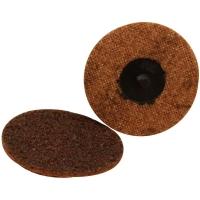 3M A CRS 75mm Scotch-Brite Roloc Discs BROWN - Click for more info