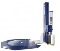 Rotoplat 708 LP PVS Semi Automatic Stetch Film Machine - Click for more info