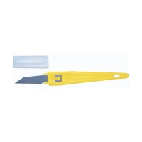 Knife Throwaway YELLOW 100 per box - Click for more info