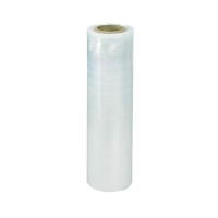 Stretch Film CLEAR 25UM H200 500mmx400m (4.6KG) - Click for more info