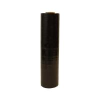 Stretch Film BLACK OPAQUE 25UM H216 500mmx400m - Click for more info