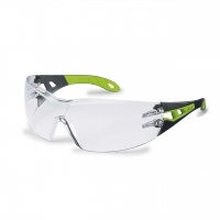 Uvex Pheos Safety Glasses Clear - Click for more info